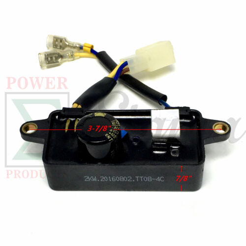 Lihua AVR For Briggs Stratton 3250W 3500W Generator Automatic Voltage Regulator