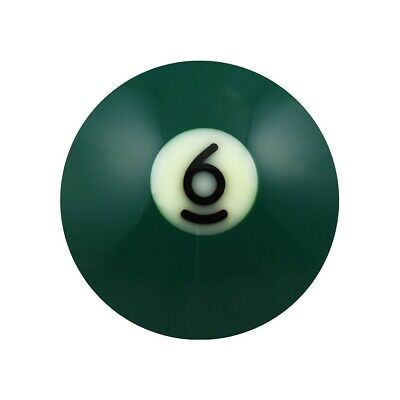 NEW Aramith Single Premium Belgian Replacement Ball 2 1//4 2.25 Inch 7 Ball RBPM