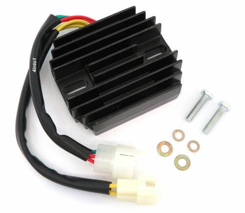 Honda VTR250 CBR600F VFR700F//750F Moto Guzzi Lithium Ok Rectifier Regulator