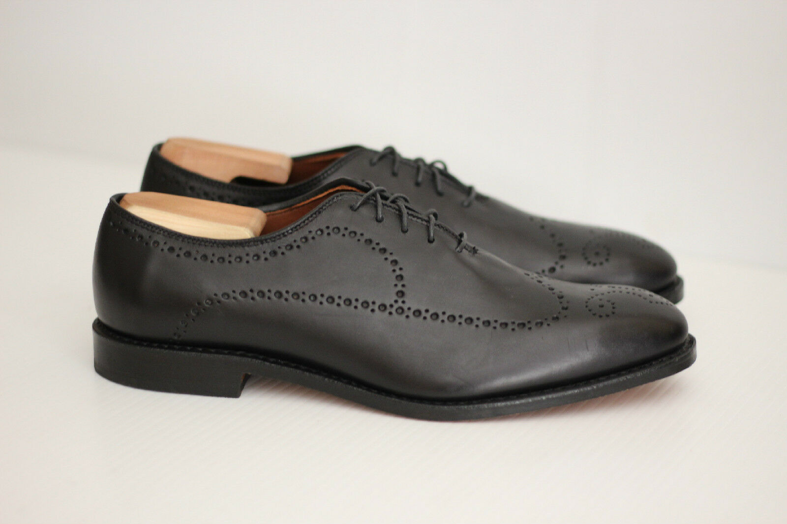 Nuevo Allen Edmonds  Fairfax  Oxford-Negro-D (Y16)