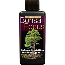 Bonsai Focus Plant Food - Nutrients for Bonsai Trees - 100ml