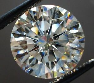 1-Round-Diamond-0-13cts-Brilliant-Cut-H-Color-SI1-Clarity-Excellent-Quality-AAA