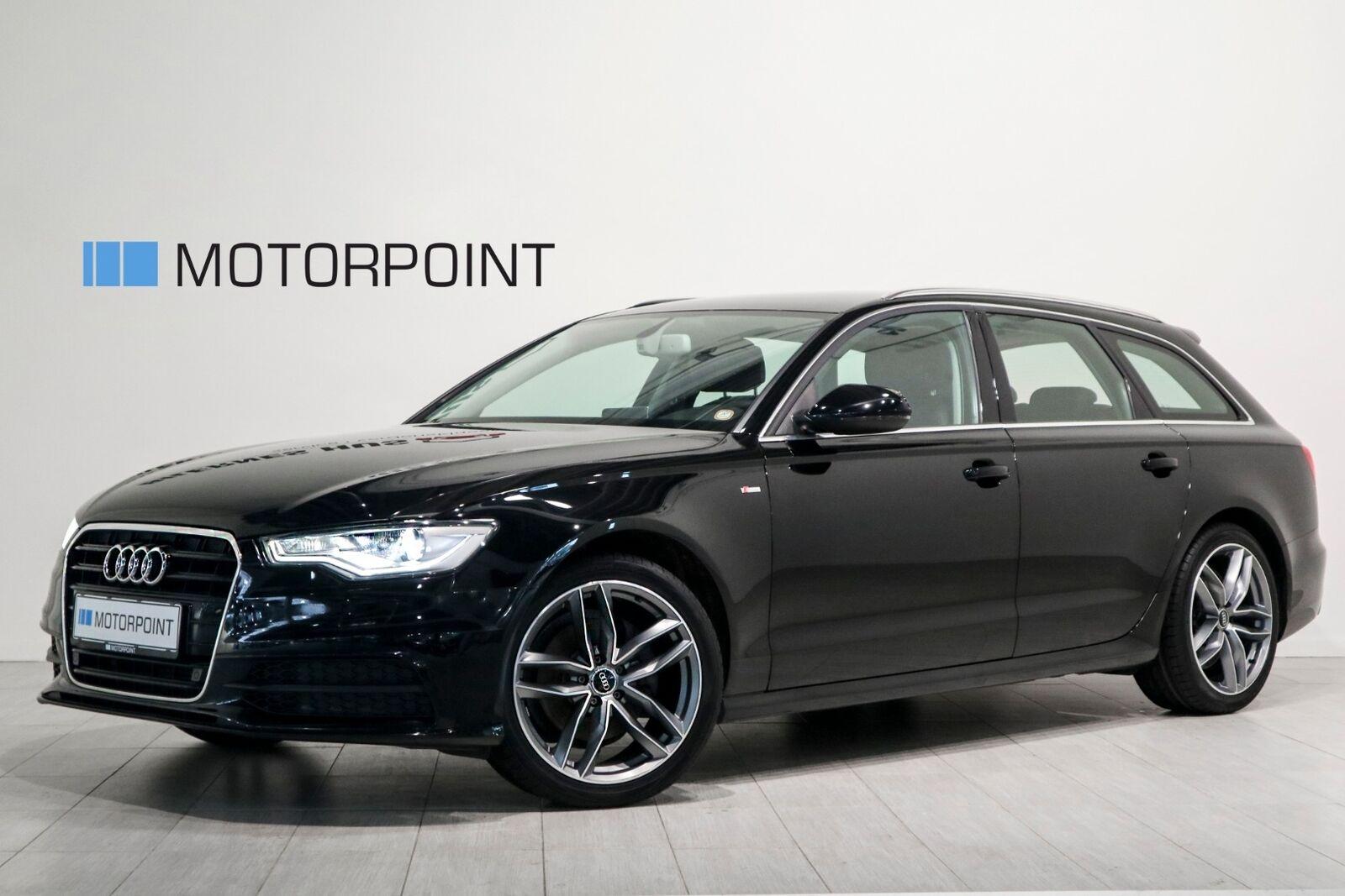 Audi A6 3,0 TDi 204 S-line Avant Multitr.