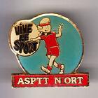 RARE PINS PIN'S .. PTT LA POSTE FRANCE TELECOM ASPTT COURSE NIORT 79 ~BX