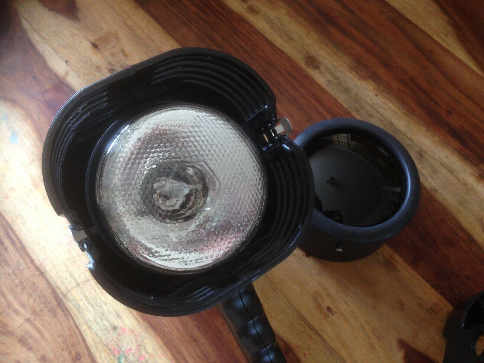 Lampada UV B100AP 100W 365nm Ultra viola pastaotti ad alta intensità Lampada  Filtro