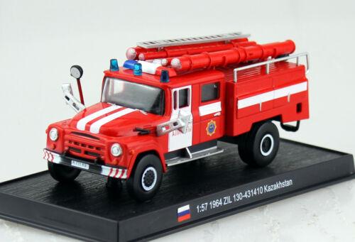 ZIL 130 Feuerwehr 1964 Del Prado 1:57 Modellauto