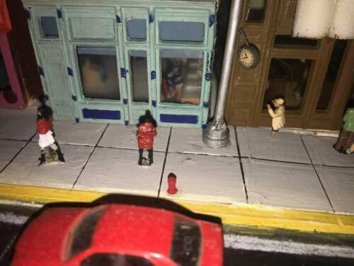 Ho Scale Fire Hydrant Lot 20pcs