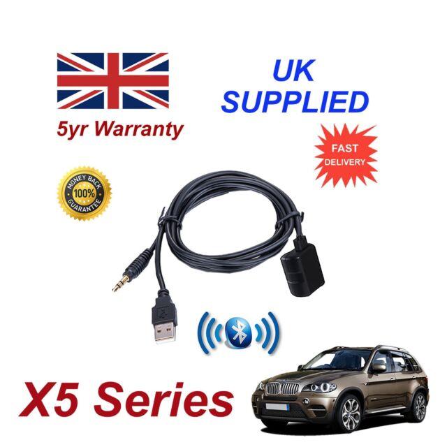 BMW X5 Series Integrado Bluetooth Música módulo para iphone htc nokia samsung