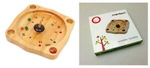 Roulette-in-legno-valdostana-tirolese-rustica-contadina-alpina-padana-trottola