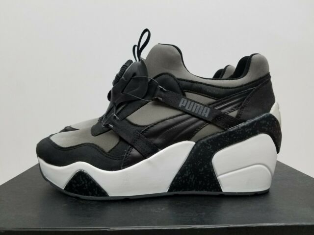 puma trinomic wedge sneakers