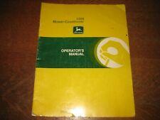 Original John Deere 1209 Mower Conditioner Manual
