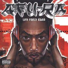 Afu-Ra: Life Force Radio  Audio Cassette