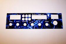 Cobra 148F GTL Face Plate Decal CB Radio any Design/Color Uniden Connex Galaxy