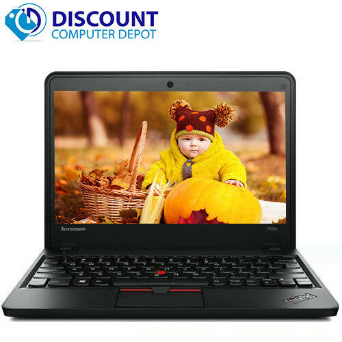 Lenovo Thinkpad Laptop Computer Windows 10 PC 11 6 AMD Dual Core CPU