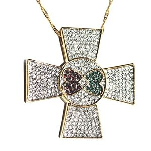Elvis-Presley-039-s-Maltese-Cross