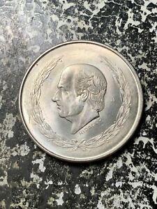 1952-Mexico-5-Pesos-Lot-Z7061-Large-Silver-Coin-High-Grade-Beautiful