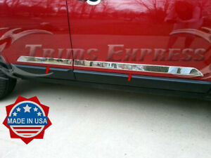 2007-2014-Ford-Edge-Lincoln-MKX-Flat-Body-Side-Trim-Molding-2-034-Stainless-Steel