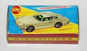 Porsche 911 Reprobox Siku V 234