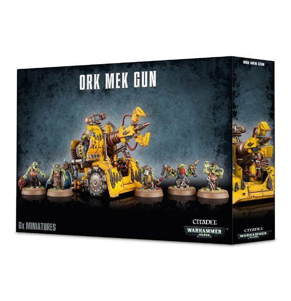 Ork Mek Gun Orks Warhammer 40k NEW