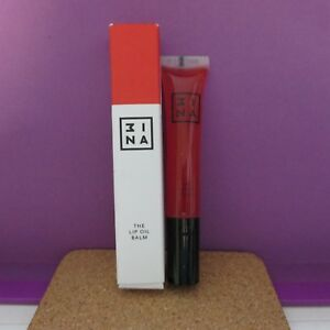 3INA-The-Lip-Oil-Balm-Shade-102-red