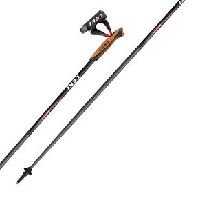 Leki Spirit Nordic Walking- Stock Walking Outdoor Unisex schwarz NEU