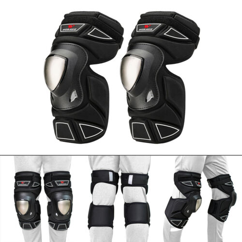 Motorcycle Knee Pads Lightweight Motocross Protective Gears Leg Shield
