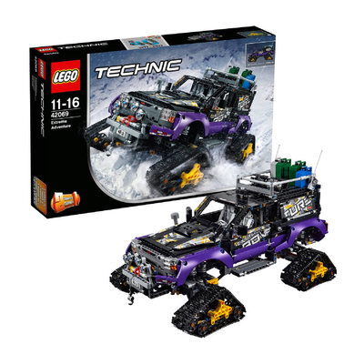 LEGO 42069 Technic Extreme Adventure (BRAND NEW SEALED)