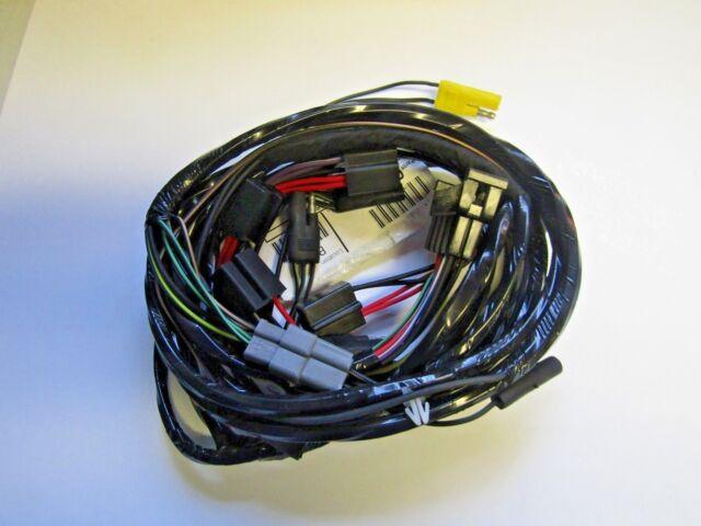 Mopar 71 Dart Duster Valiant Demon Headlight Wiring