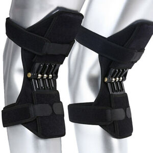 POWERKNEE-Kneepad-Support-Knee-Pads-Breathable-Mesh-Support-Joint-Power-Lift-New
