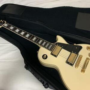 Orville by Gibson 1988 Les Paul White Custom 1988 Japan Vintage Guitar L04
