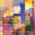 """Alban Berg: Drei Orchesterstcke; Arnold Sch""""nberg: Pelleas und Melisande Super Audio Hybrid CD (CD, Jun-2013, MDG)"""