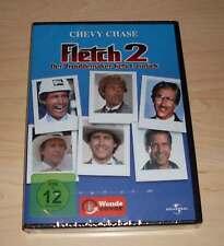 DVD Fletch II 2 - der Troublemaker kehrt zurück - Chevy Chase 1989 Neu OVP