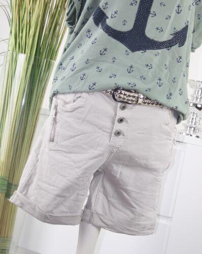 Kurze Vintage Délavé 40 Pantalon Lexxury Hose L Beige Moda Chino Baggy Shorts Jeans wIZ1Bq