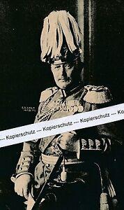 Helmuth von Moltke - Generalstabschef - um 1915 - selten     I25-15