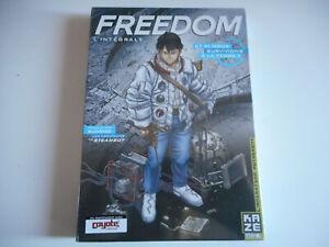COFFRET-2-DVD-NEUF-FREEDOM-L-039-INTEGRALE-ZONE-2