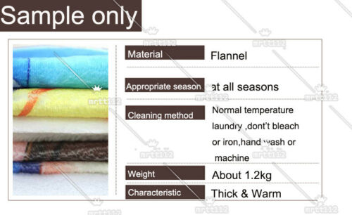 """Details about  /59/""""X79/'/' Anime Sword art online Sinon Flannel Bed Warm Throw Blanket Cos#R2261"""