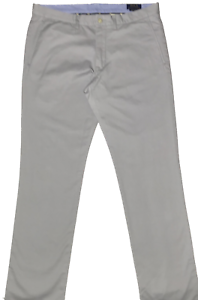 Stretch Homme Pantalon SlimCoupe chino Polo Gris Ralph Lauren bgm7If6yYv