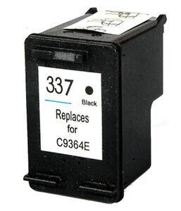 NO-OEM-recambio-para-HP-337-Officejet-H470b-H470WBT-CARTUCHO-DE-TINTA-NEGRA