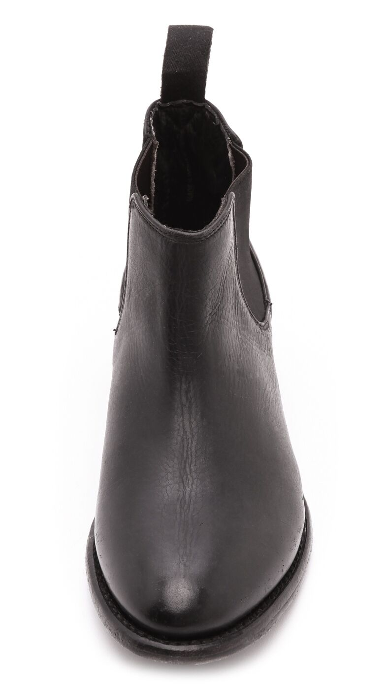 New ASH Penny Leather Ankle Boots, Booties, Booties, Booties, Black, sz EUR 40  (US 9)     295 f2390e