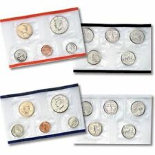 THE UNITED STATES MINT 1990 UNCIRCULATED COIN SET K-33