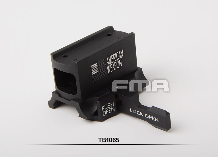 NEW FMA Aimpoint T1 H1 Red Dot Sights Mount TB1065