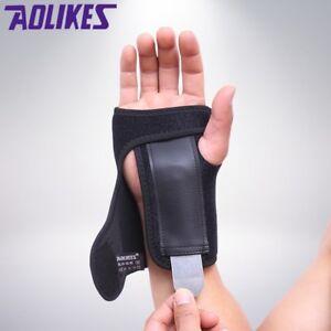 Carpal-Tunnel-Steel-Detachable-Splint-Wrist-Sprain-Support-Sport-Protector-1677