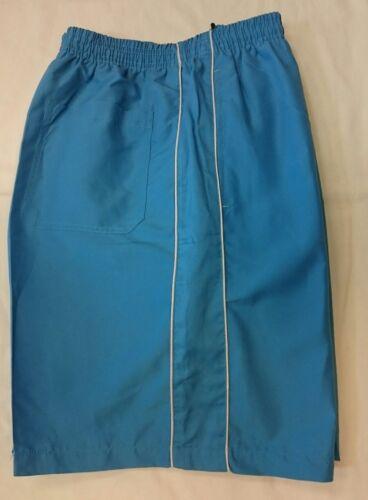 NWT MENS ADIDAS POST ROUTE HOODIE HOODED SWEATSHIRT $55 W58085 BRIGHT BLUE//GRAY