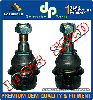 2 Front Lower Ball Joints 2004-2006 BMW X3 04 05 06 Ball Joint