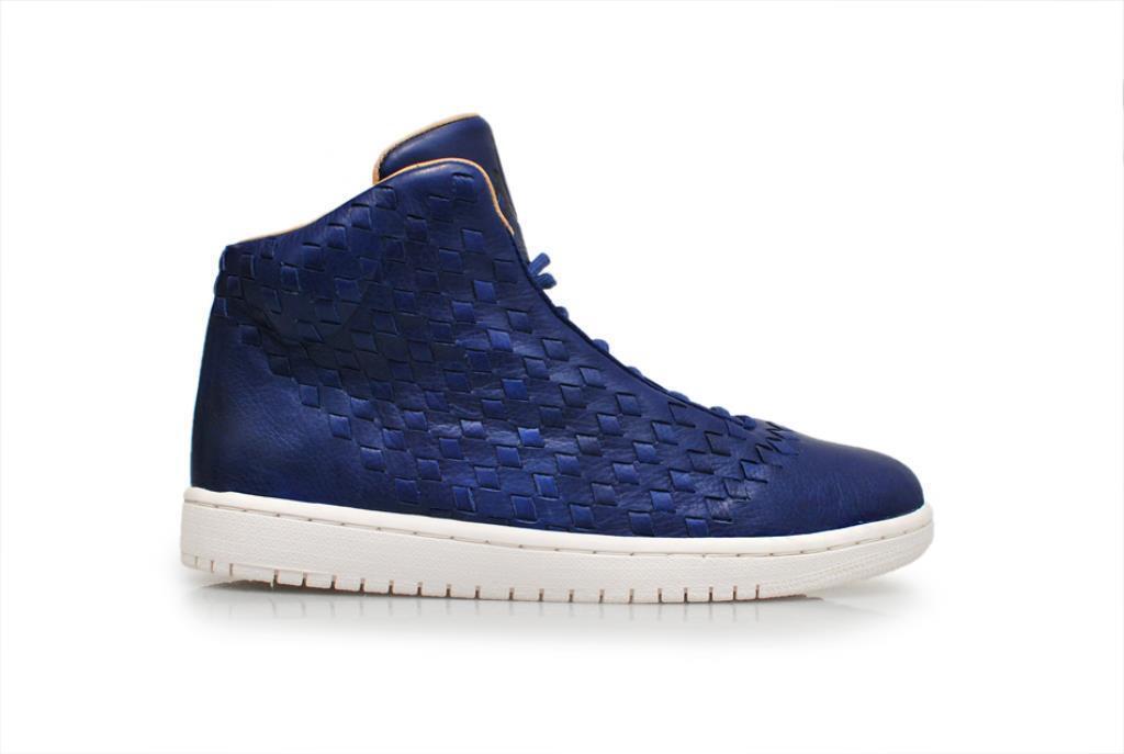 Hombre Nike Jordan Brillo  Raro  689480 410  Brillo Profundo Azul Real Sail Zapatillas 757096