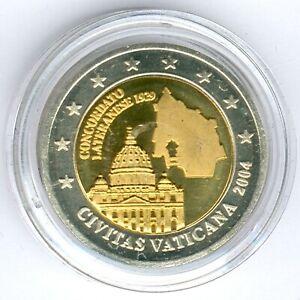 Vatikan-2-Probe-Medaille-034-lateranvert-034-25-35mm-12-23g-proof-like-Zertifikat