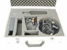 Neumann RSM 191 A-S Stereo Shotgun Microphone +  MTX 191A Matrix Amplifier Set!