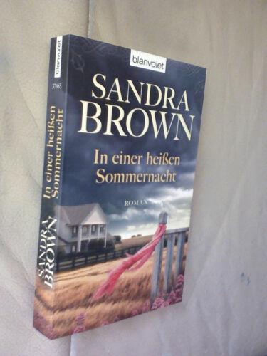 1 von 1 - Sandra Brown: In einer heißen Sommernacht