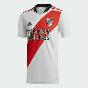 NEW River Plate 2021 - 120 years Home Soccer Jersey Aeroready ...