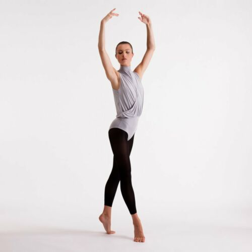 Silky Girls Childrens Dance Essentials Footless Tights x 2